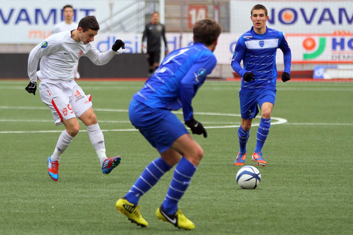 ASNL/Troyes en U19 - Photo n°5