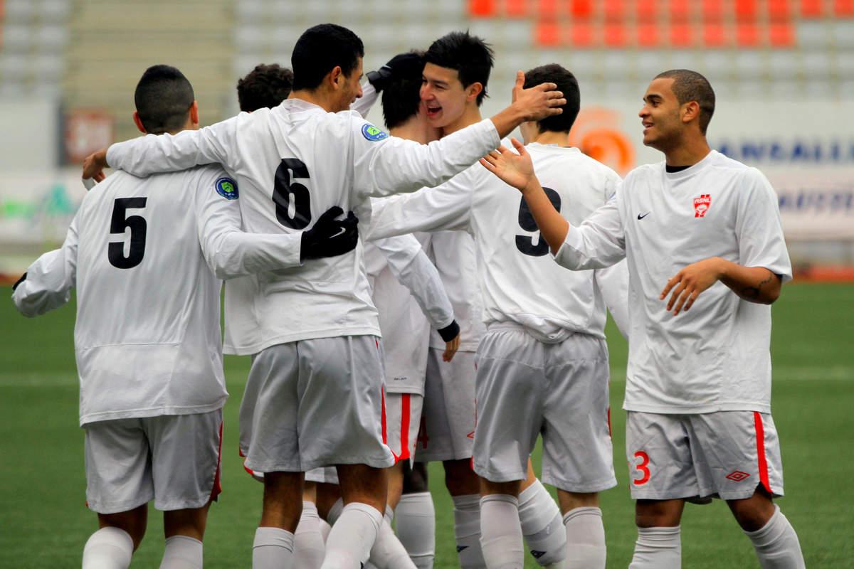 ASNL/Troyes en U19 - Photo n°10