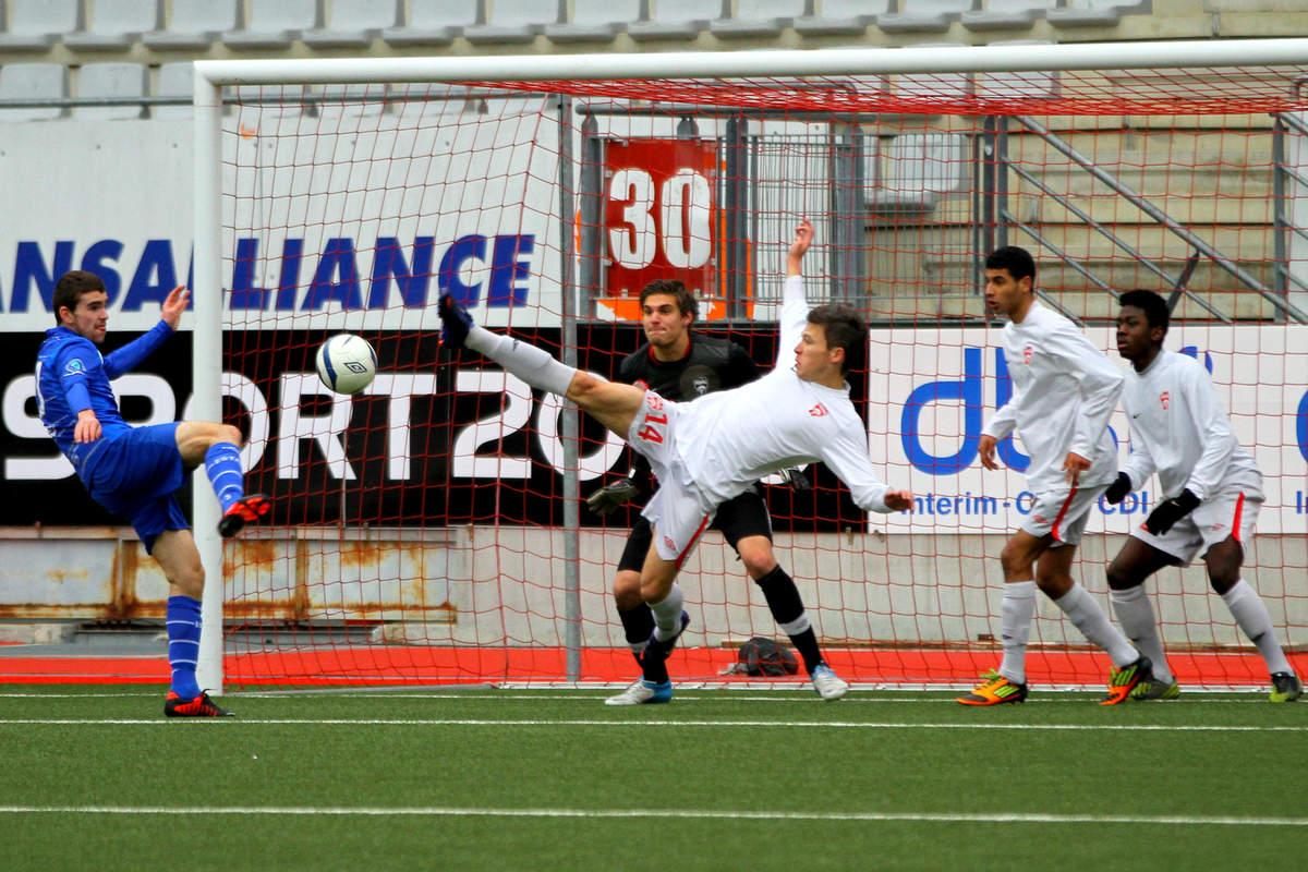 ASNL/Troyes en U19 - Photo n°13