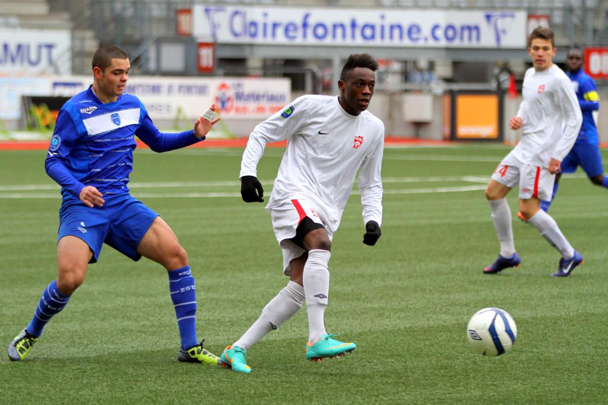 ASNL/Troyes en U19 - Photo n°15