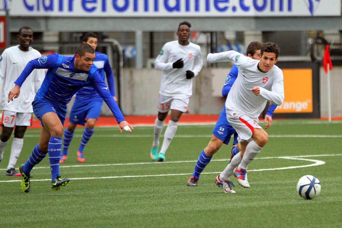 ASNL/Troyes en U19 - Photo n°16