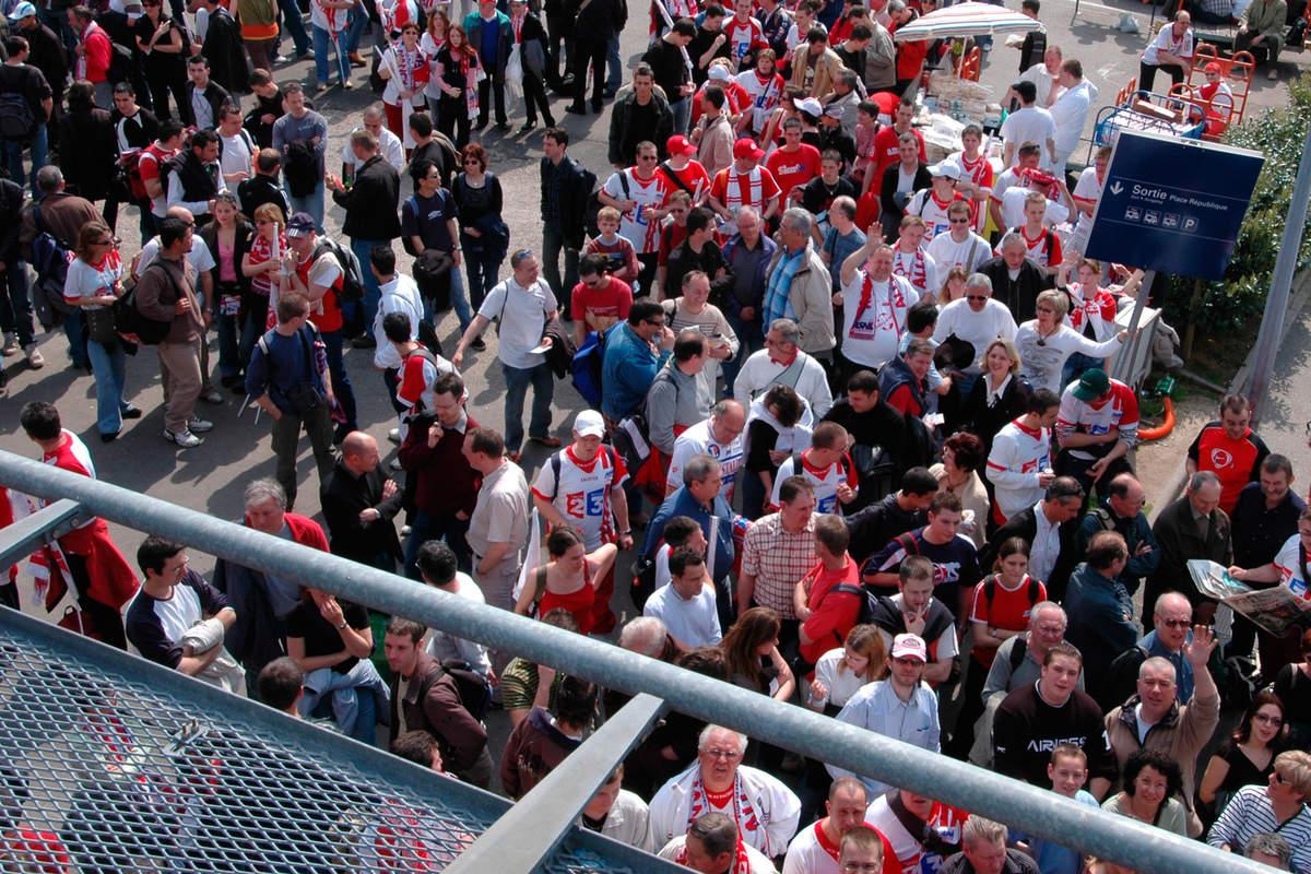 Vers le Stade de France 2006 - Photo n°1