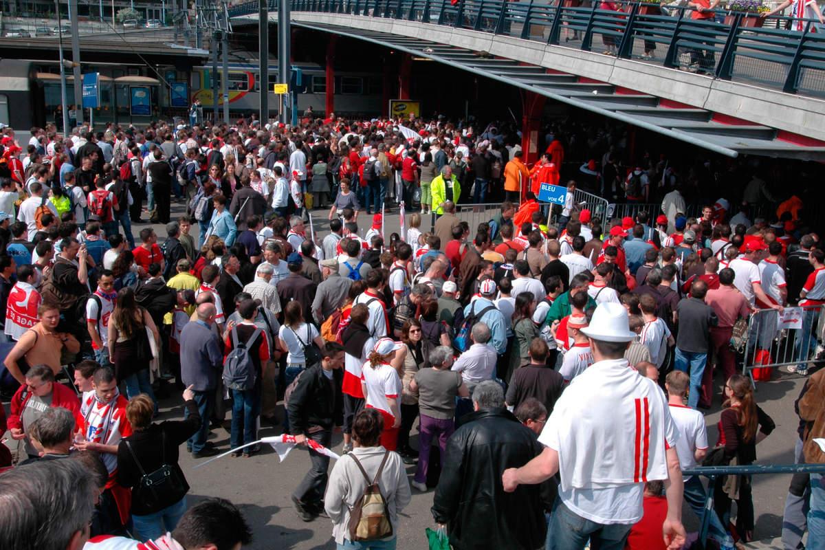 Vers le Stade de France 2006 - Photo n°2