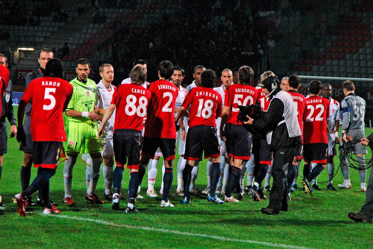 ASNL-CSKA Moscou en 2008 - Photo n°1