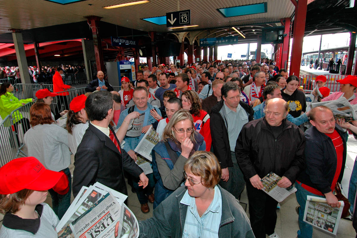 Vers le Stade de France 2006 - Photo n°4