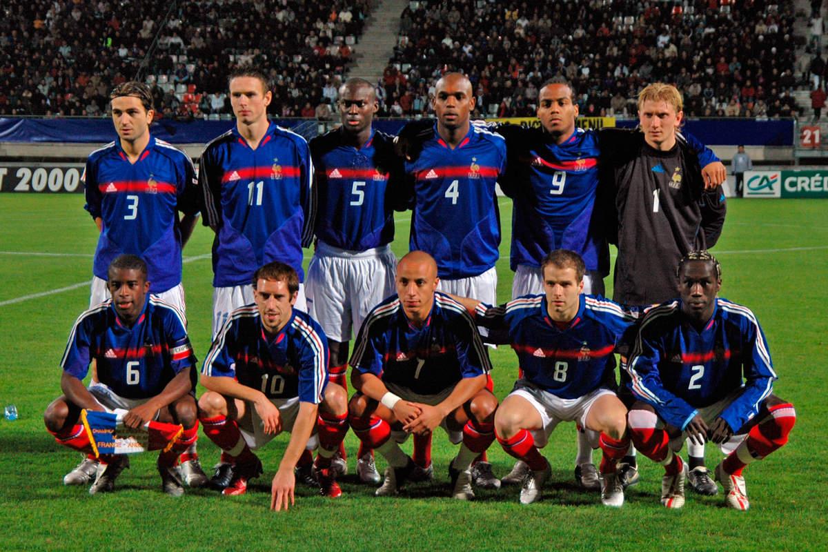 France Espoirs en 2005 - Photo n°2