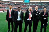 Finale de la coupe de la Ligue 2006 - Photo n°6