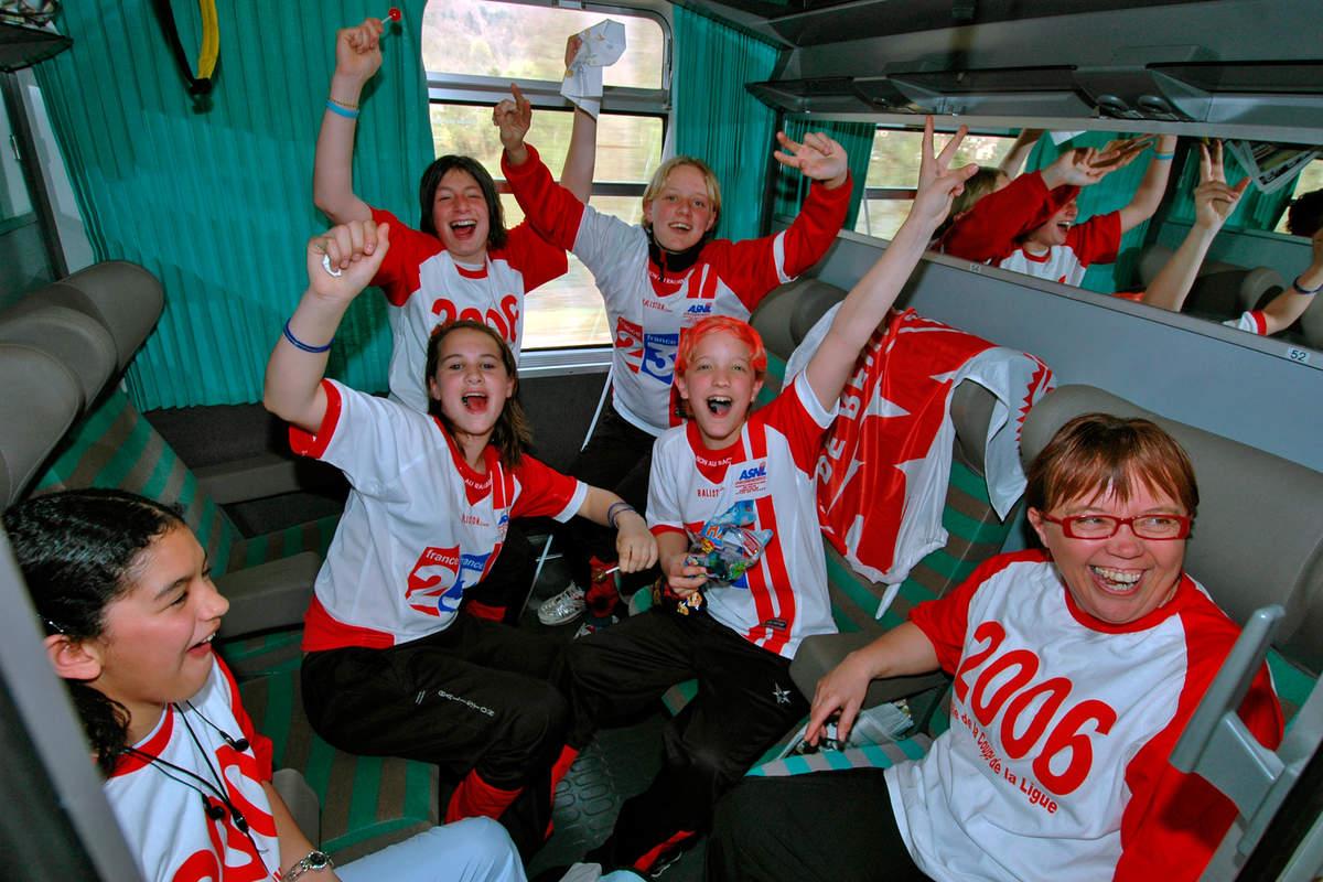 Vers le Stade de France 2006 - Photo n°10