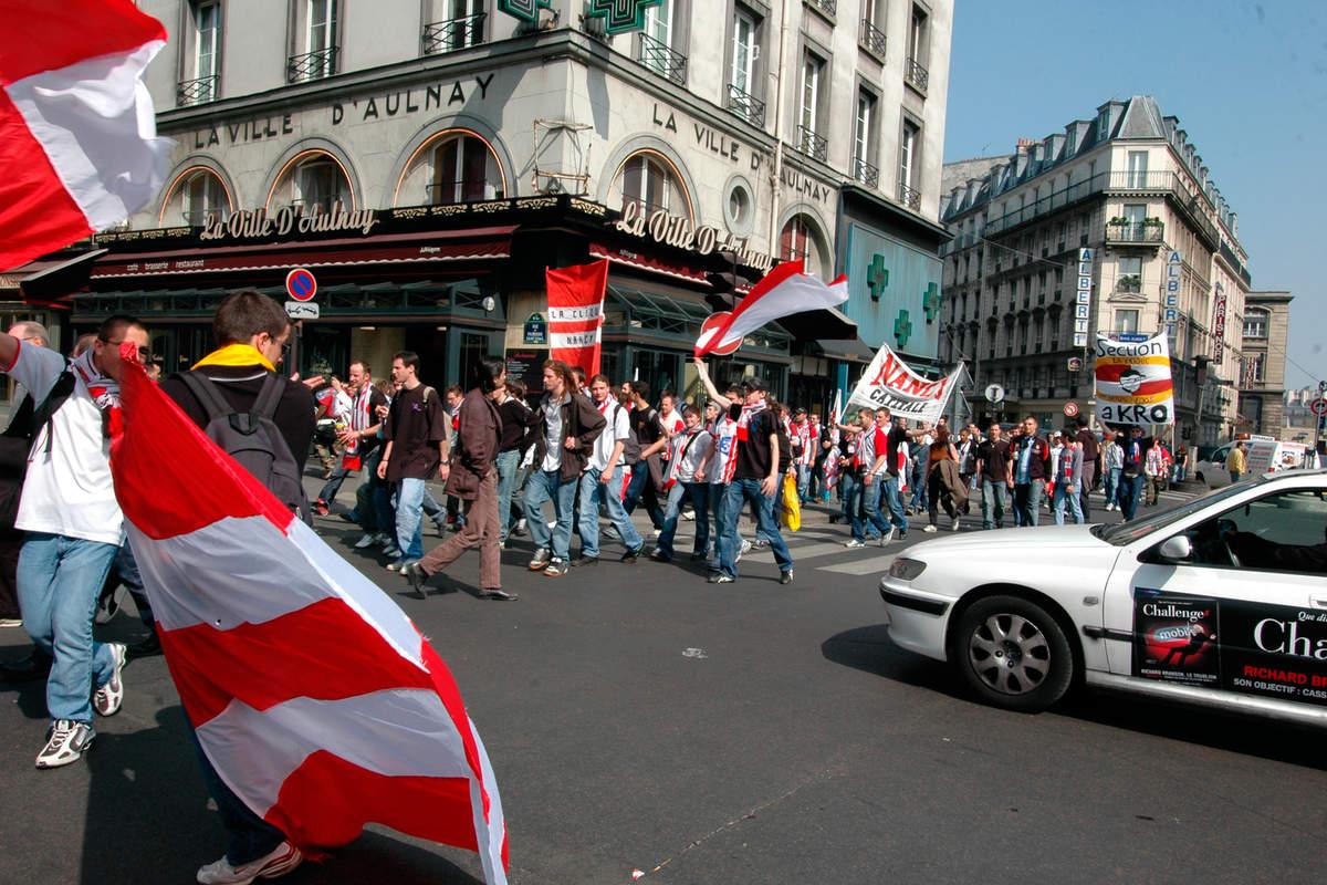 Vers le Stade de France 2006 - Photo n°15