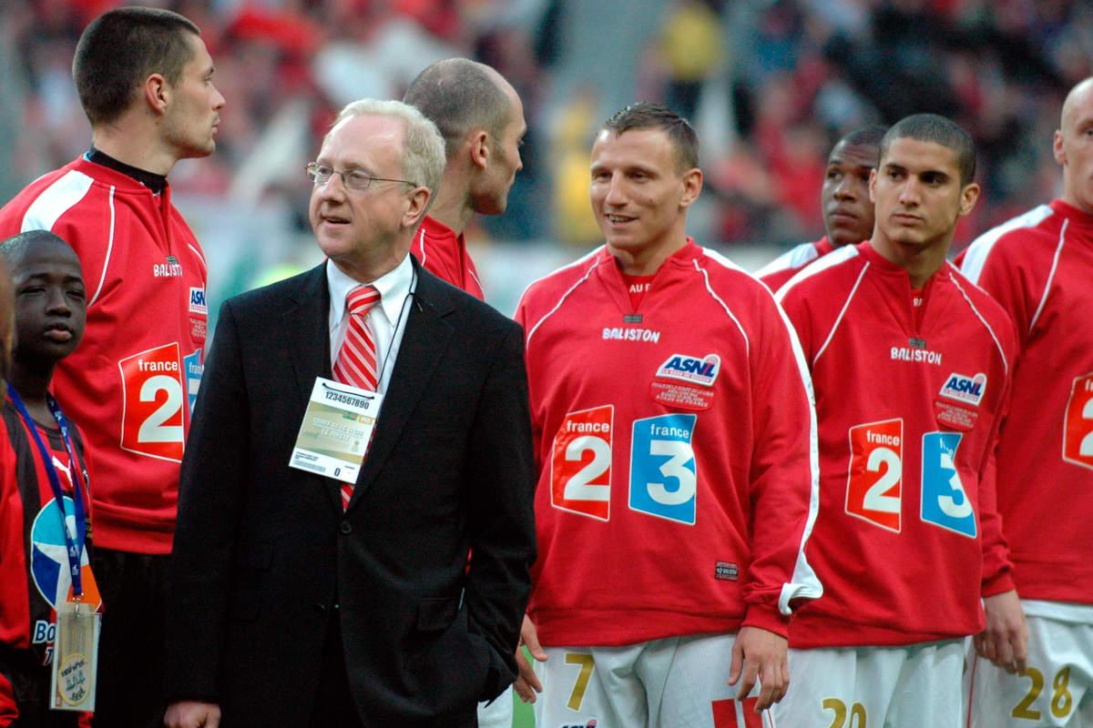 Finale de la coupe de la Ligue 2006 - Photo n°10