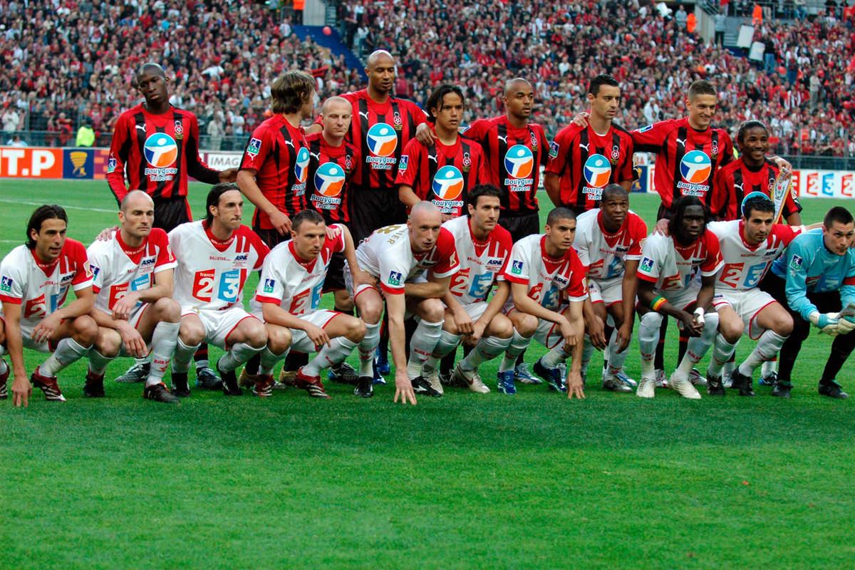 Finale de la coupe de la Ligue 2006 - Photo n°12
