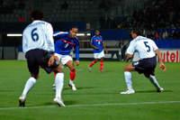 France Espoirs en 2005 - Photo n°6