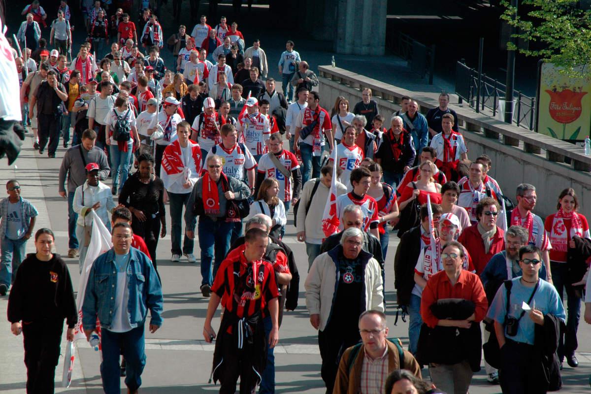 Vers le Stade de France 2006 - Photo n°21