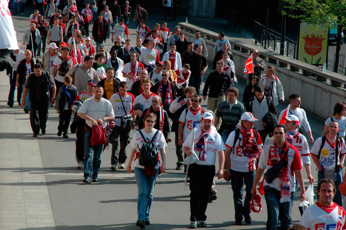 Vers le Stade de France 2006 - Photo n°22