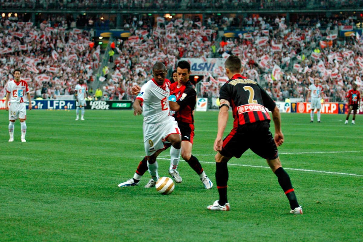 Finale de la coupe de la Ligue 2006 - Photo n°18
