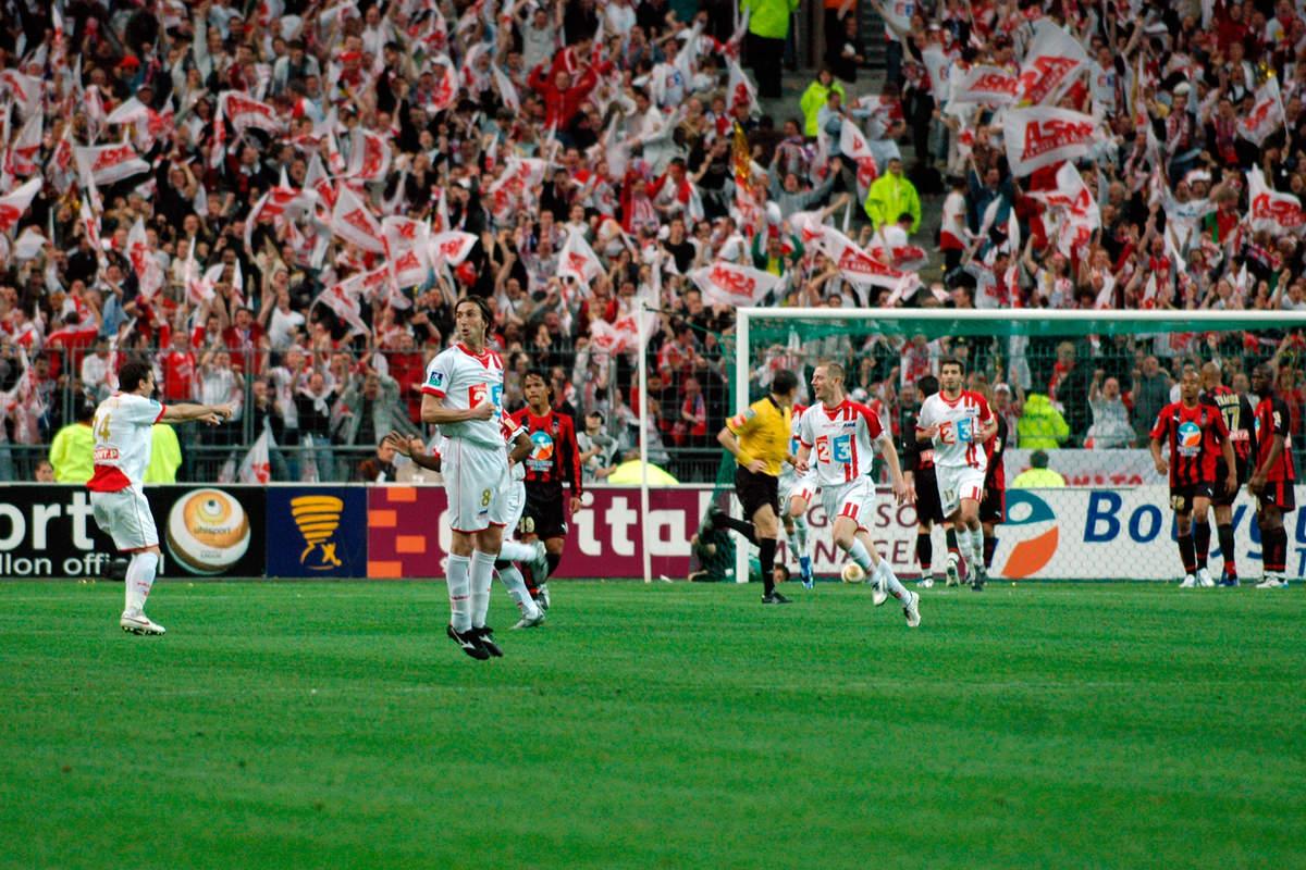 Finale de la coupe de la Ligue 2006 - Photo n°21