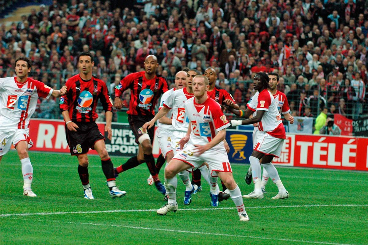 Finale de la coupe de la Ligue 2006 - Photo n°23
