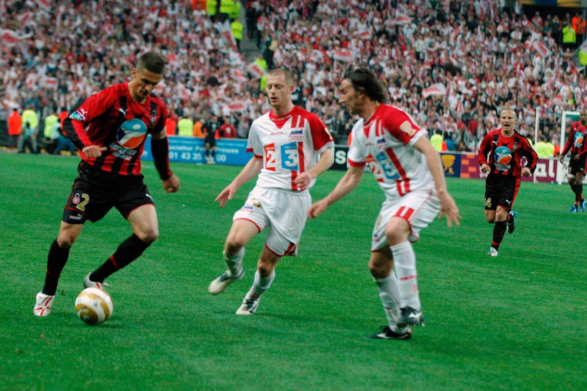 Finale de la coupe de la Ligue 2006 - Photo n°24