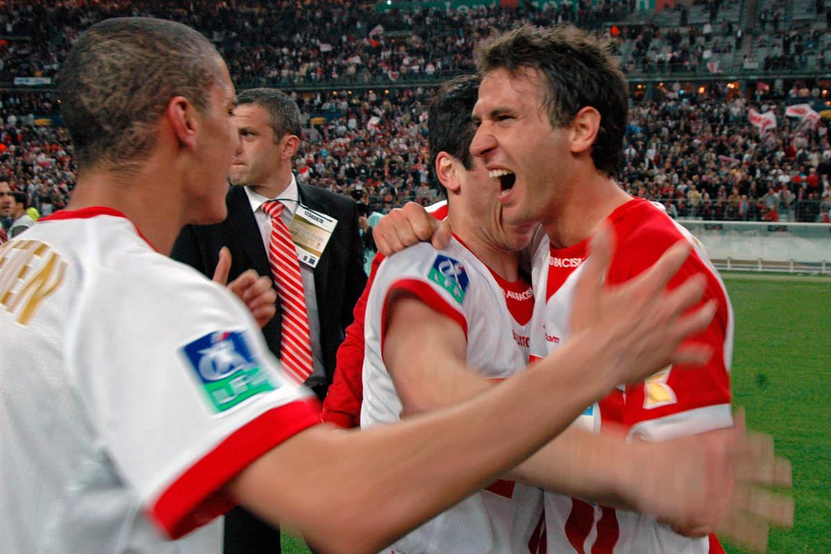 Finale de la coupe de la Ligue 2006 - Photo n°25