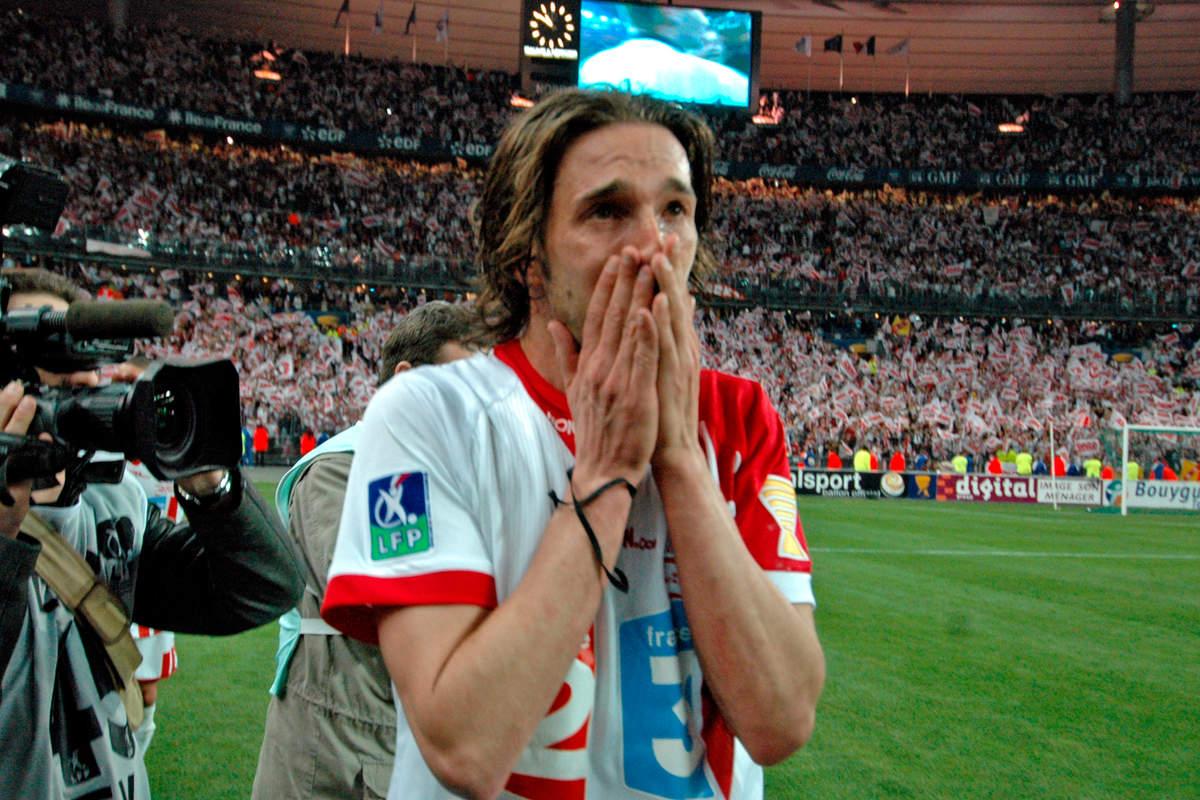 Finale de la coupe de la Ligue 2006 - Photo n°26