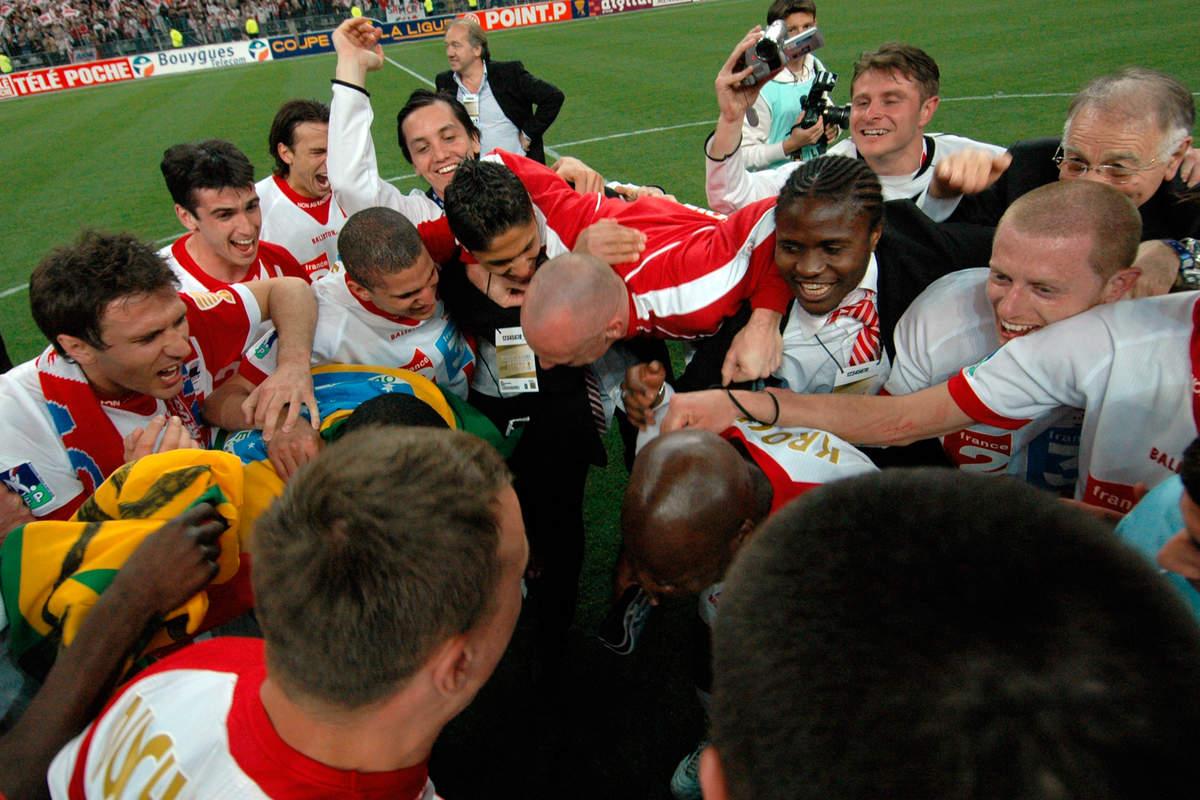 Finale de la coupe de la Ligue 2006 - Photo n°27