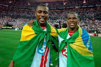 Finale de la coupe de la Ligue 2006 - Photo n°28