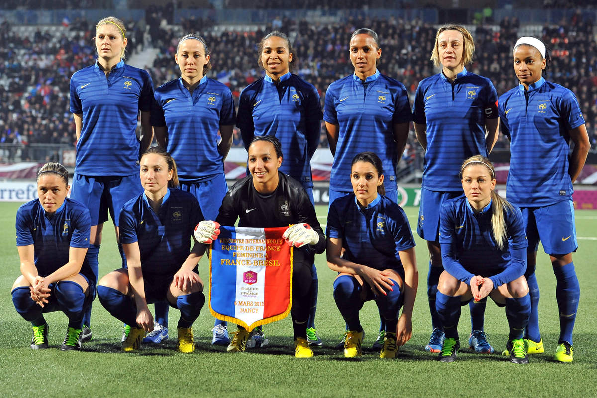 France-Brésil (F) - Photo n°2