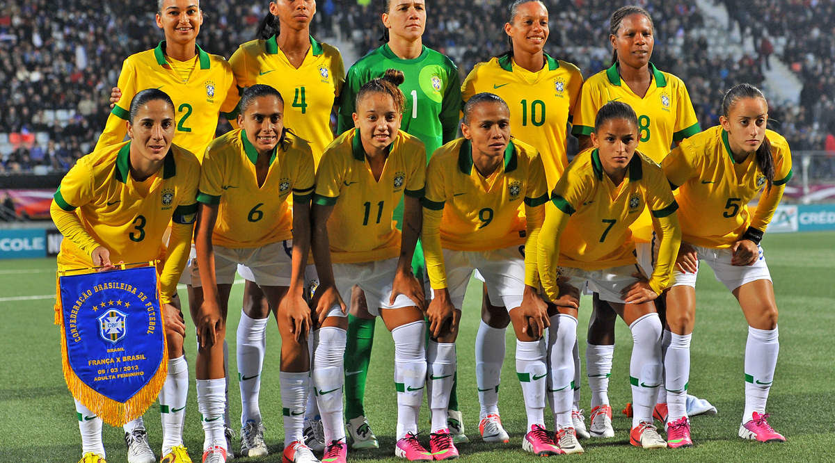 France-Brésil (F) - Photo n°3