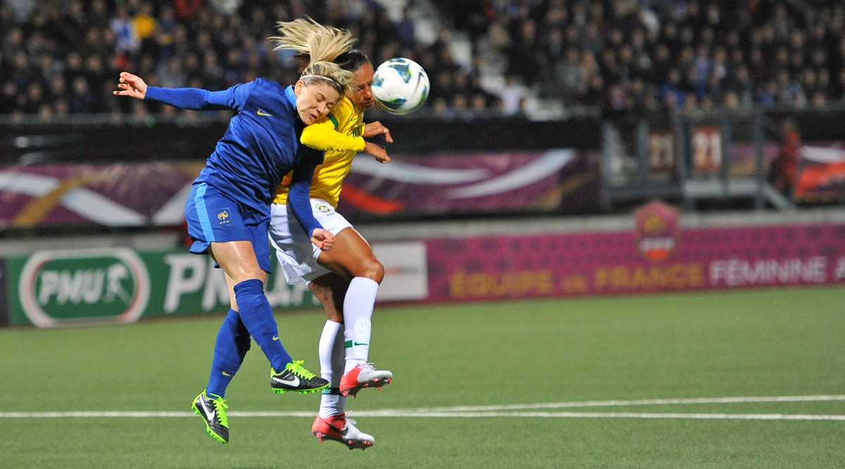 France-Brésil (F) - Photo n°5