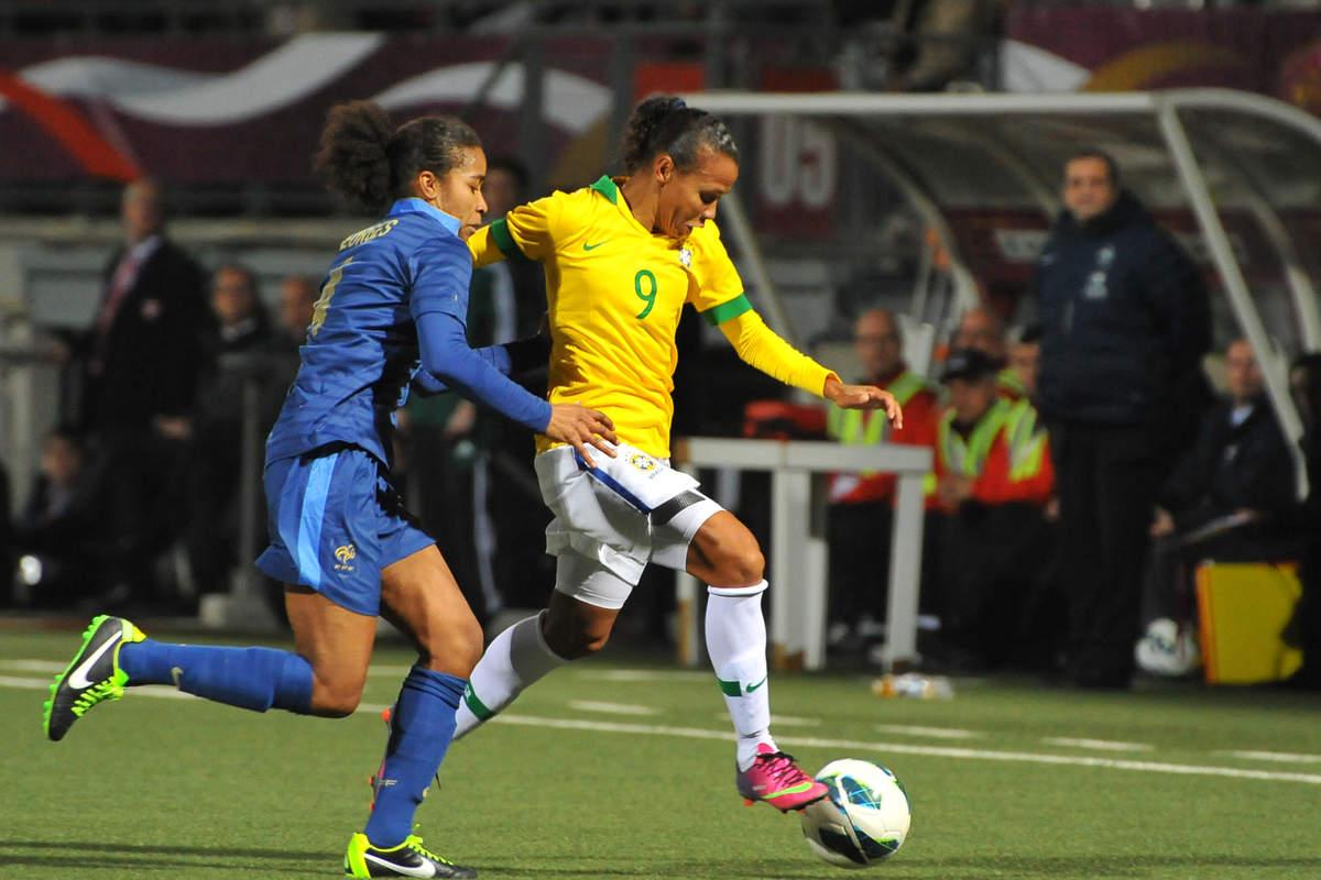 France-Brésil (F) - Photo n°8