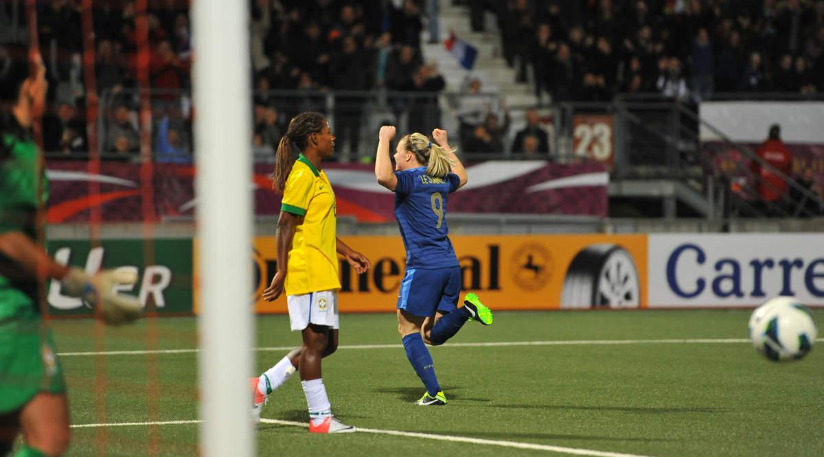 France-Brésil (F) - Photo n°11