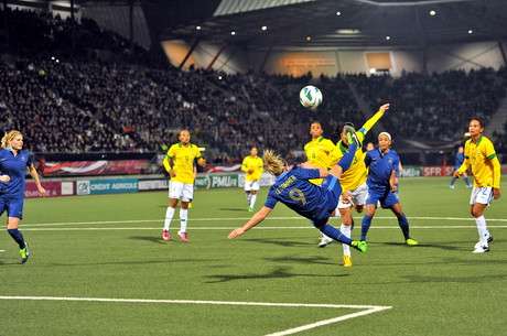 France-Brésil (F)