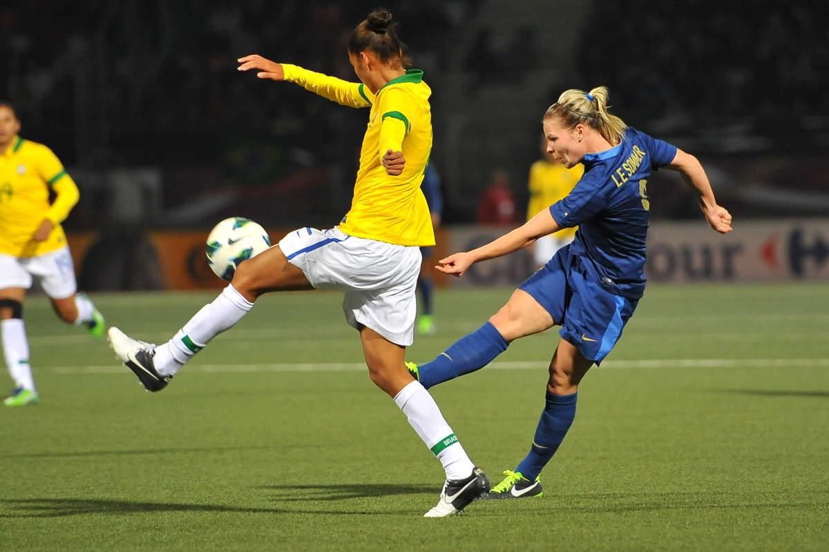 France-Brésil (F) - Photo n°14