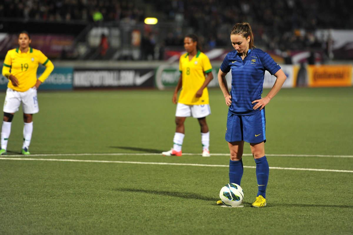 France-Brésil (F) - Photo n°25