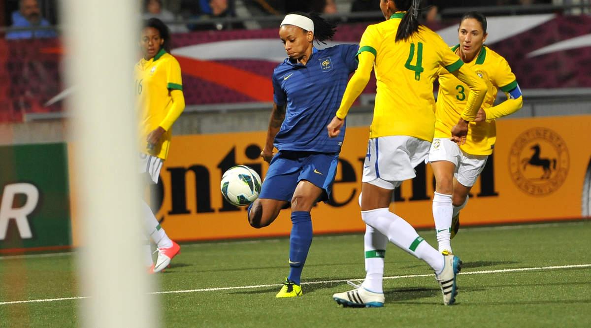 France-Brésil (F) - Photo n°17