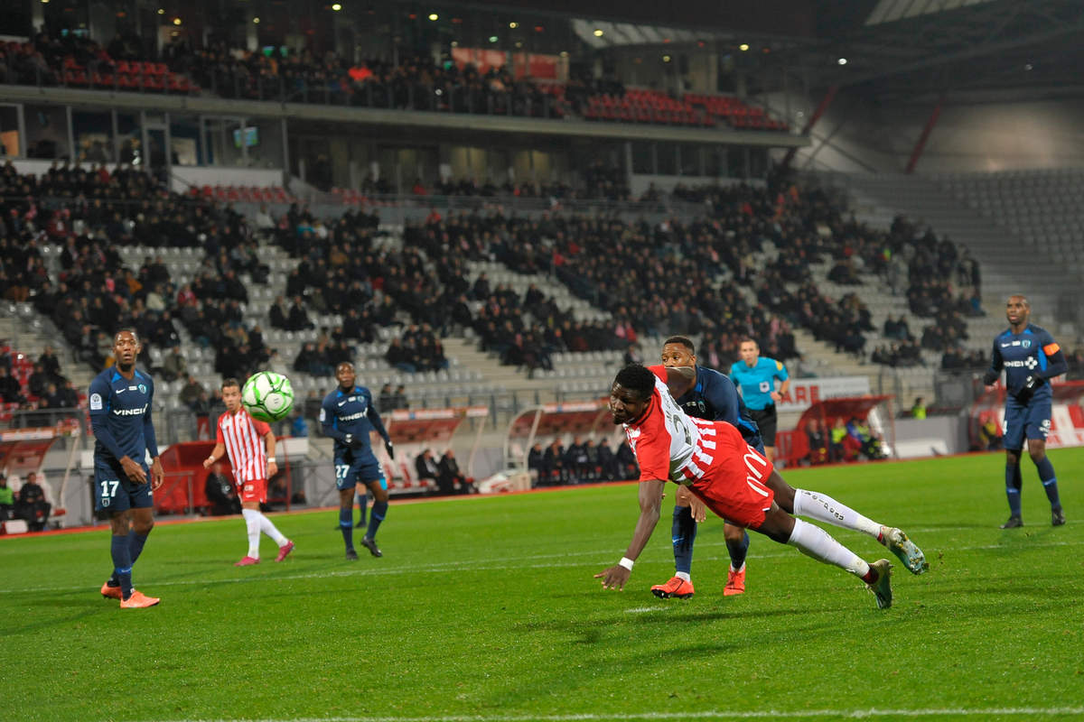 Nancy-Paris FC - Photo n°7