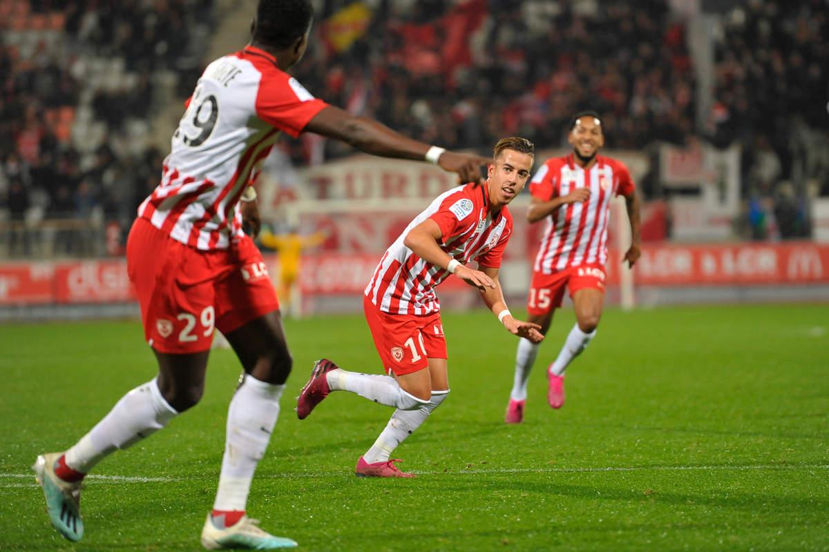 Nancy-Paris FC - Photo n°12