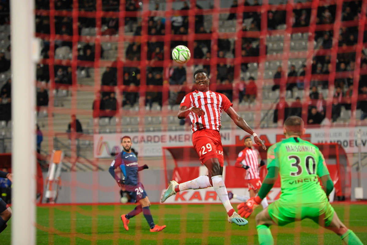 Nancy-Paris FC - Photo n°10