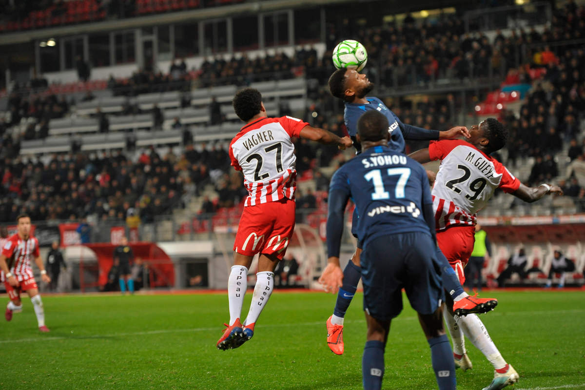 Nancy-Paris FC - Photo n°14