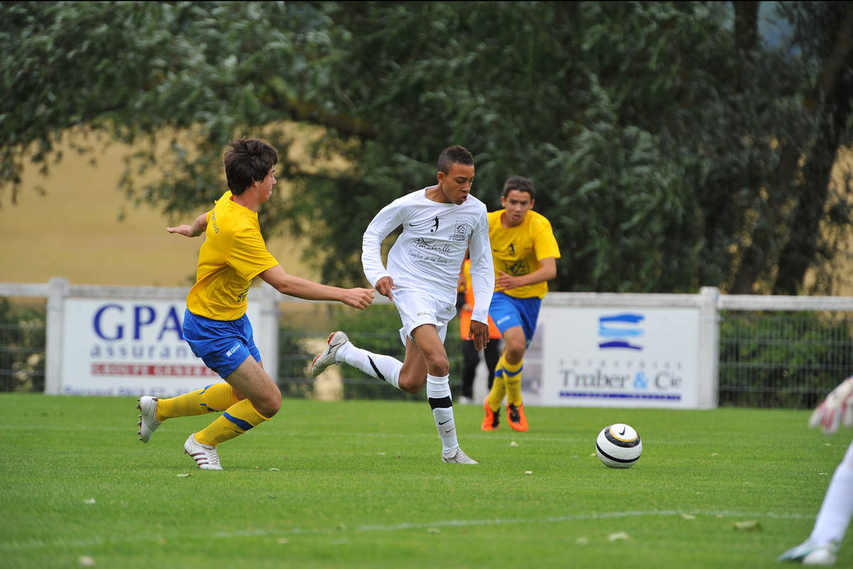 Finale de la coupe de Lorraine U15 - Photo n°1