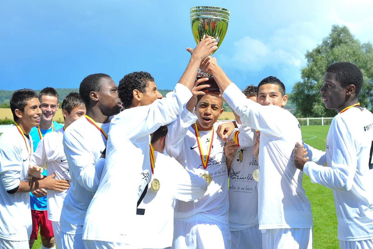 Finale de la coupe de Lorraine U15 - Photo n°18