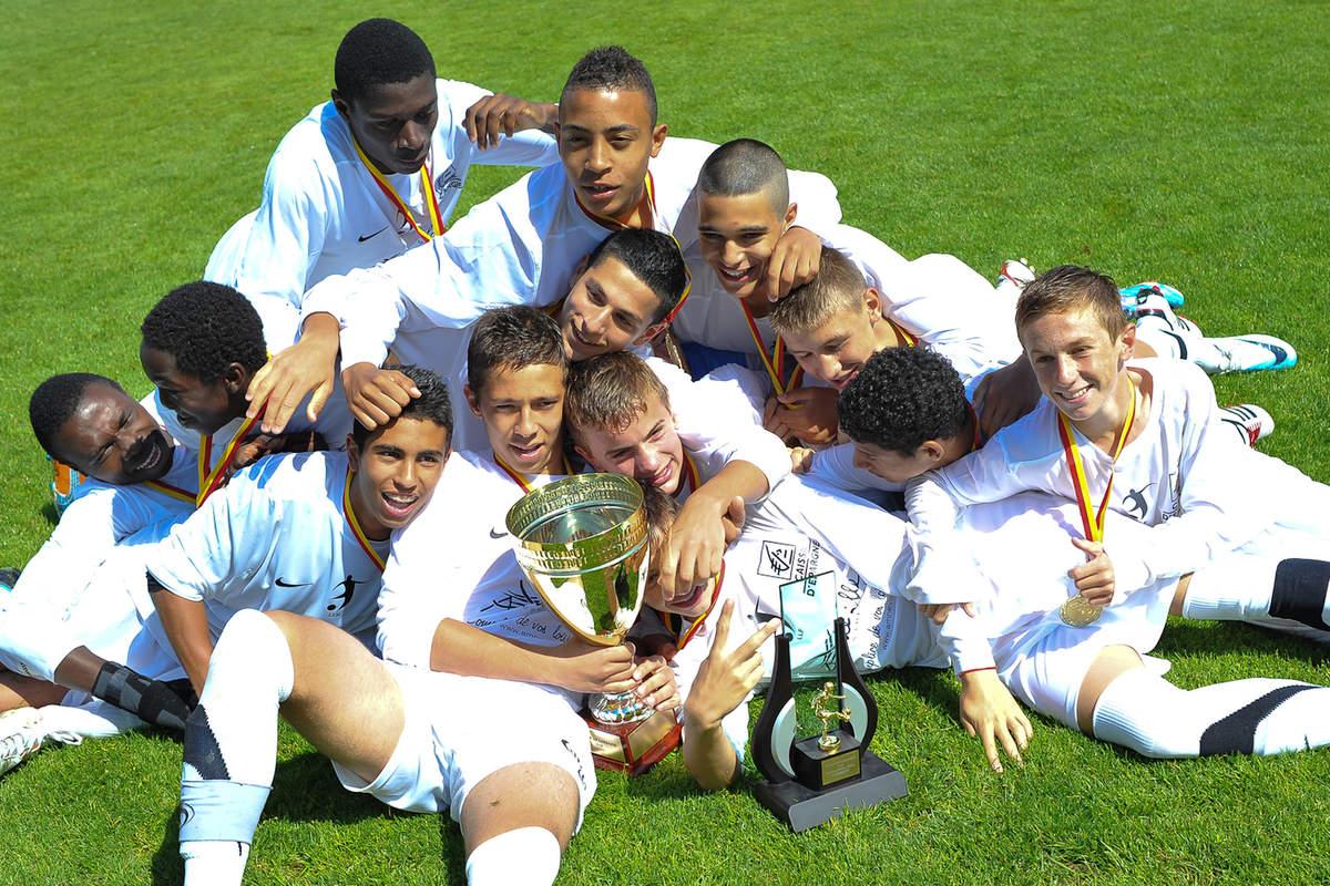 Finale de la coupe de Lorraine U15 - Photo n°20