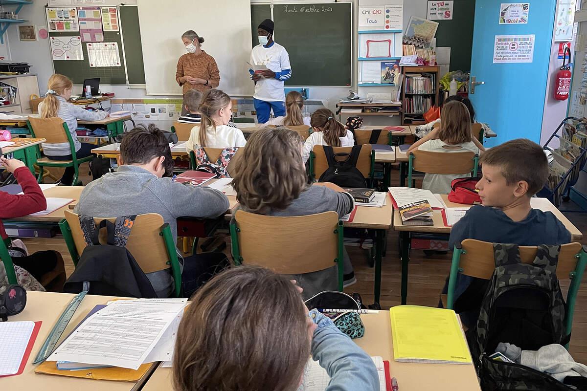 La dictée d'ELA - Photo n°6