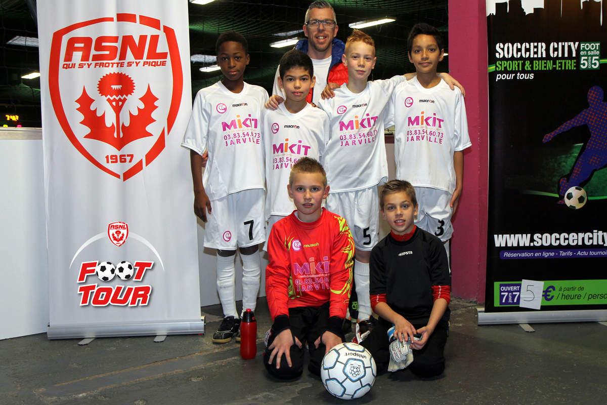 Finales du tournoi indoor - Photo n°55