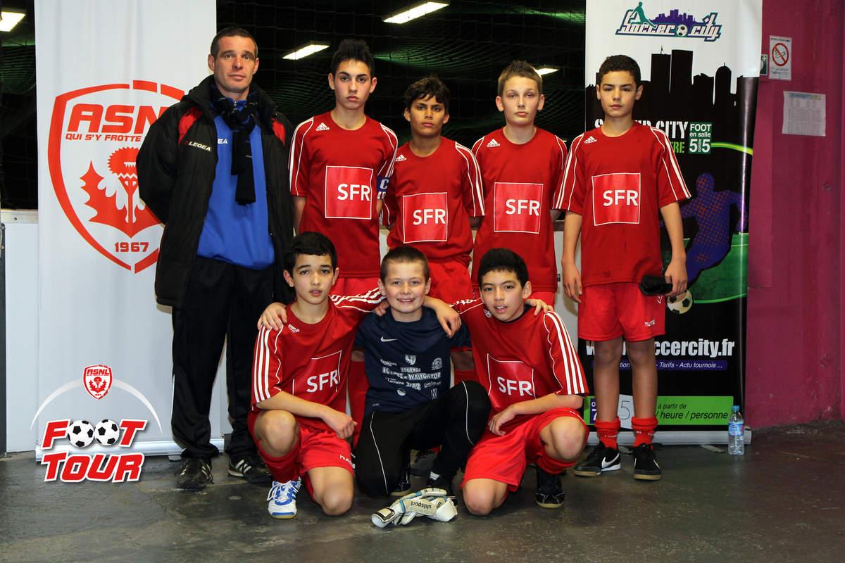 Finales du tournoi indoor - Photo n°62