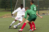 ASNL/Chantilly en U17 - Photo n°1