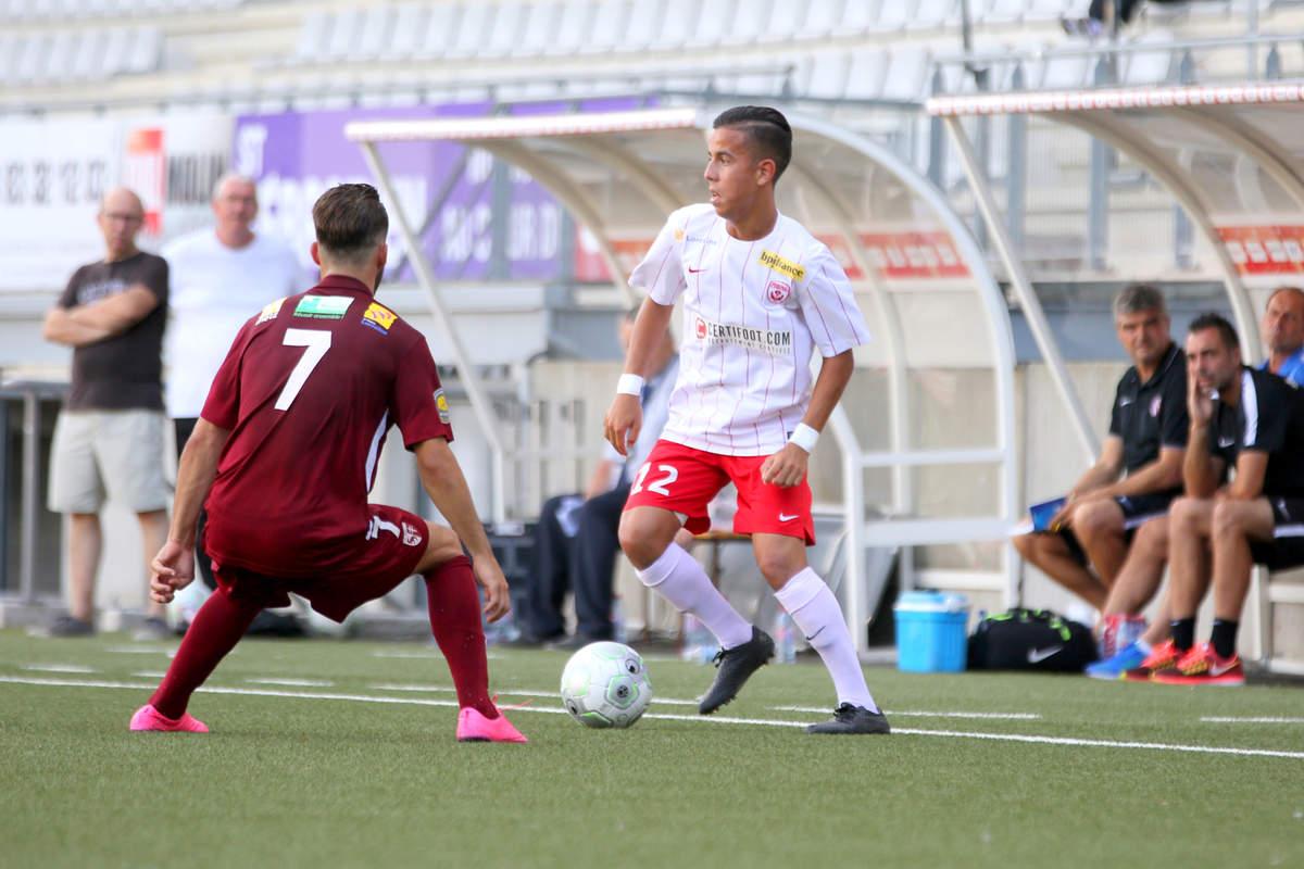 ASNL/Metz en CFA 2 - Photo n°22
