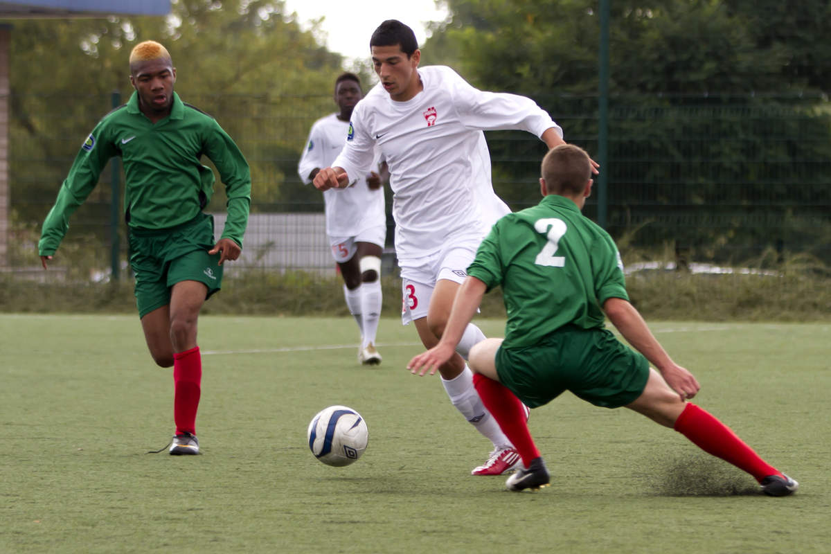 ASNL/Chantilly en U17 - Photo n°7