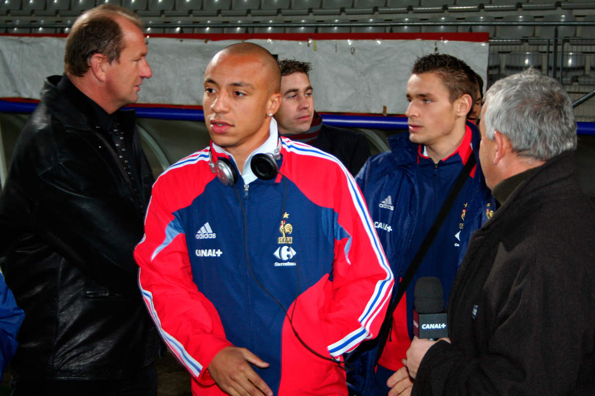France Espoirs en 2005 - Photo n°16