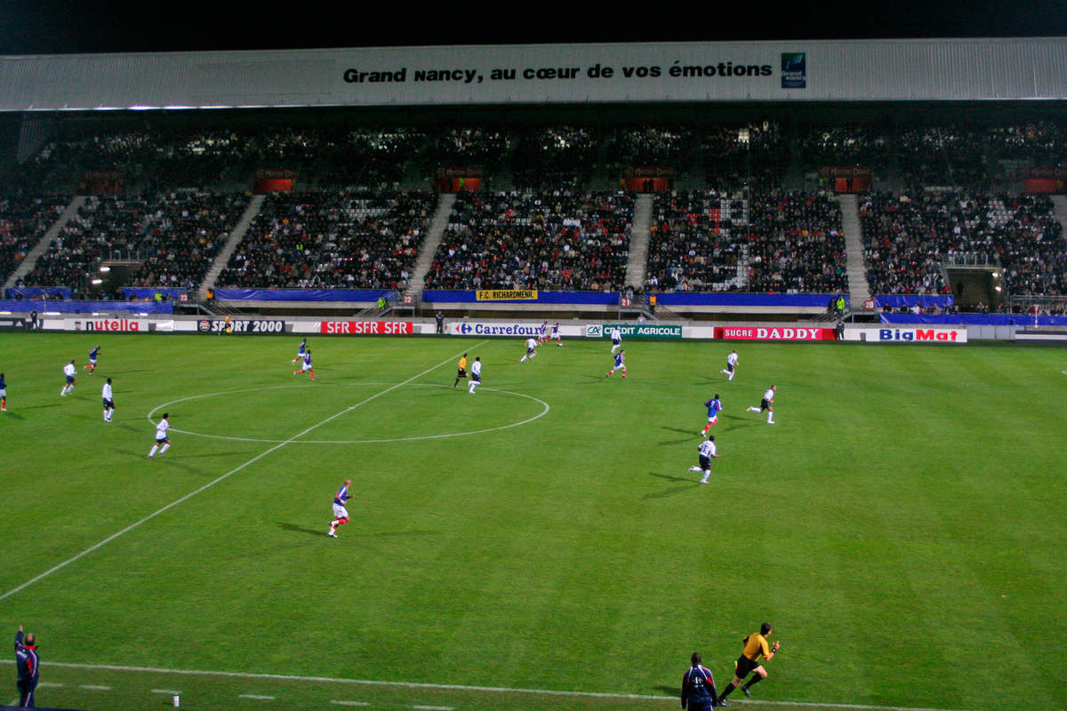 France Espoirs en 2005 - Photo n°20